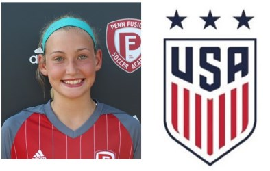 AVA MINNIER SELECTED TO U14 GNT CAMP