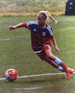 DAIGLE SECURES SPOT ON GENERATION ADIDAS SELECT TEAM