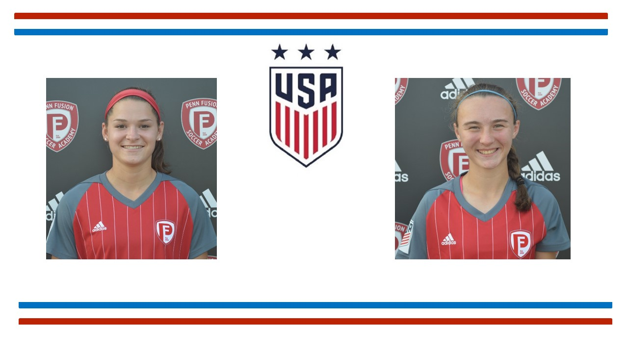 DORWART AND GRAY CALLED UP TO U18 WNT