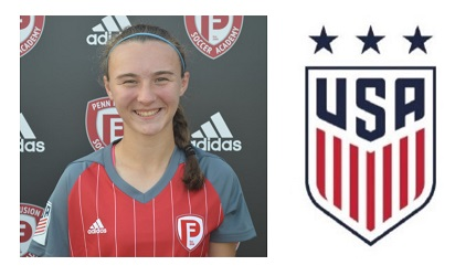 EMILY GRAY HEADS TO CHINA WITH U19 WNT