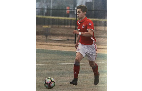 ROSENBAUM SECURES SPOT ON GENERATION ADIDAS SELECT TEAM